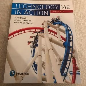 College technology textbook